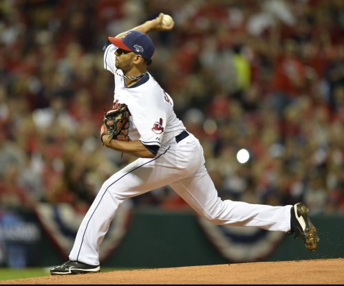 Cleveland Indians put RHP Danny Salazar on paternity list