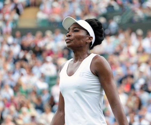 2017 Wimbledon: Venus Williams breaks down in tears after first-round win following car accident