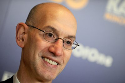 NBA commissioner: Rules require standing for anthem