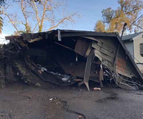 17 dead in California mudslides, 100 homes destroyed