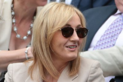 J.K. Rowling claps back over Dumbledore uproar