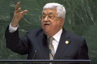 Palestinian leader Abbas condemns Israeli 'arrogance,' 'aggression' in U.N. address