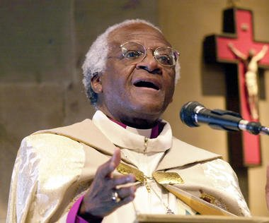 On This Day: Desmond Tutu awarded Nobel Peace Prize