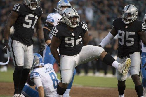 Raiders trade former second-round pick P.J. Hall to Vikings