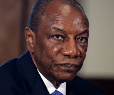 Conde wins 3rd term in Guinea as protests turn violent