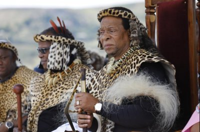 Longtime South Africa Zulu King Goodwill Zwelithini dies at 72