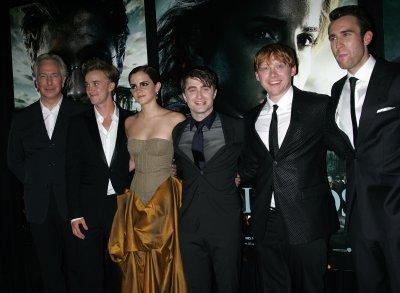 'Potter,' 'Diaries' win big at Teen Choice Awards