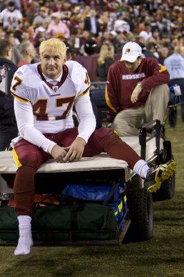 Cooley breaks bone, could miss season