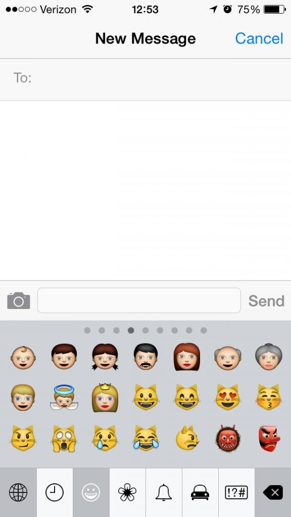 Apple to update emojis, make them more multicultural - UPI com