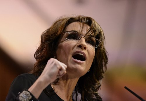 Jon Stewart on Sarah Palin's waterboarding baptism comment: 'Huh?'