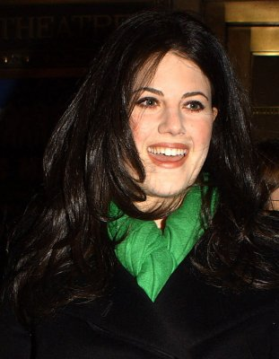 Monica Lewinsky joins Twitter with the message '#HereWeGo'