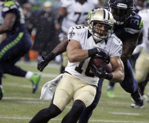 Detroit Lions' WR has Moore to show ex-New Orleans Saints mates