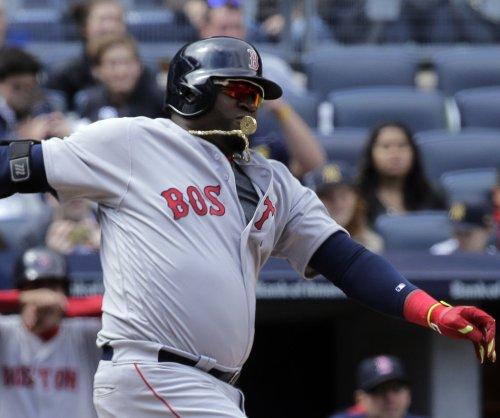David Ortiz, Rick Porcello lead Boston Red Sox past Cleveland Indians