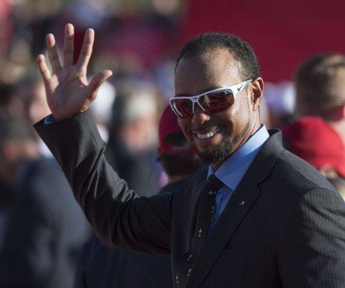 Tiger Woods talks return to golf date, Jack Nicklaus' majors record
