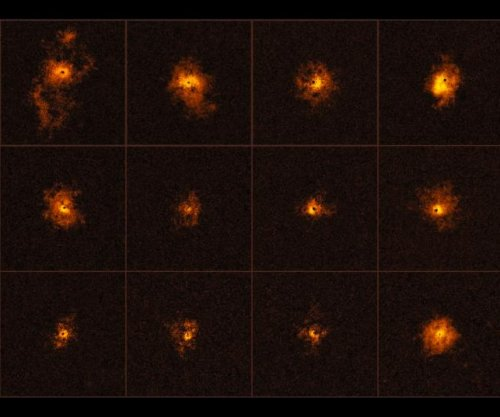 Very Large Telescope spots quasars with halos