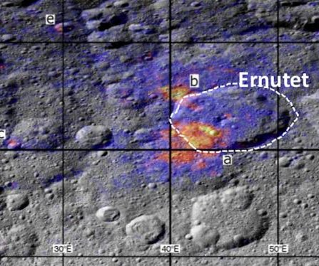 Scientists find naturally occurring organic compounds on Ceres