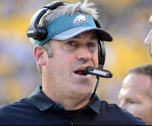 Philadelphia Eagles win coin toss with Indianapolis Colts for 14th overall pick