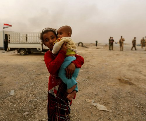 In Mosul, schools can save children's lives