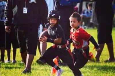 Fifth grade quarterback: Hawaii offered me a scholarship