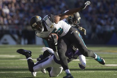Jacksonville Jaguars WR Allen Robinson recovery 'coming along smoothly'
