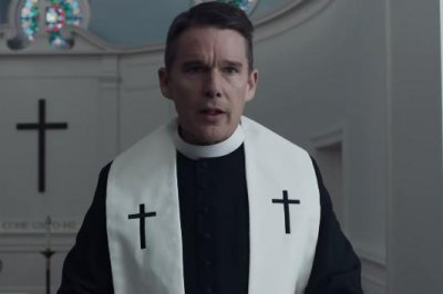 Ethan Hawke is a grieving pastor in 'First Reformed' trailer