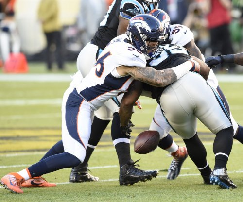 Denver Broncos' Joseph on LB Ray: 'He is motivated and engaged'