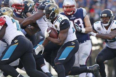 Jacksonville Jaguars' Leonard Fournette inactive against New England Patriots