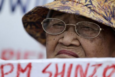 Statue dedicated to 'comfort women' removed in the Philippines
