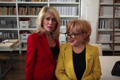 'The Politician': Judith Light, Bette Midler team up in new teaser