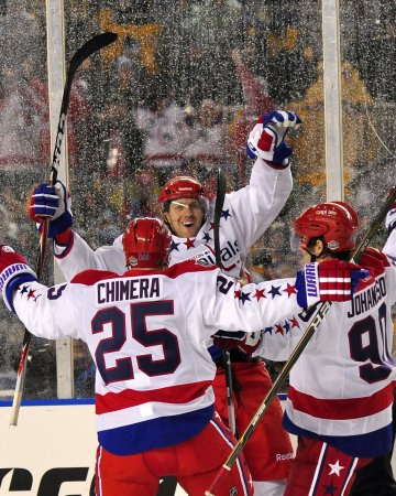 Rangers-Flyers set for NHL Winter Classic