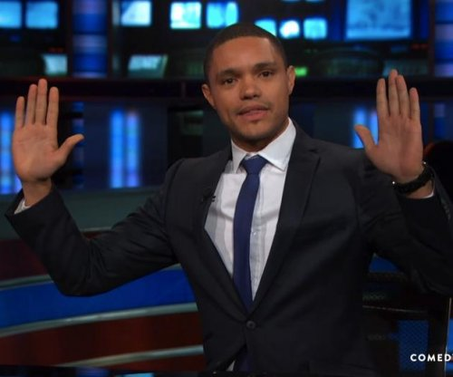 New 'Daily Show' correspondent Trevor Noah talks race with Jon Stewart