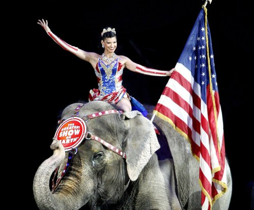 Ringling Bros. to phase out elephant acts