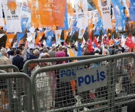 Erdogan's party slips in Turkish parliamentary elections