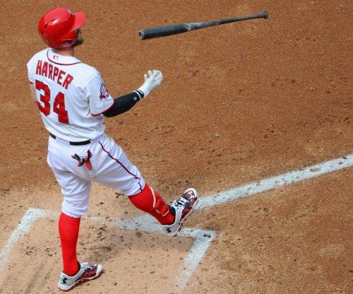 Washington Nationals complete sweep of Atlanta Braves