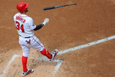 Washington Nationals complete sweep of Atlanta Braves