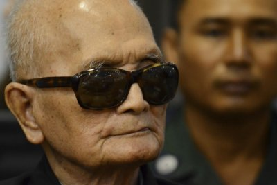 Life sentences upheld for former Khmer Rouge leaders