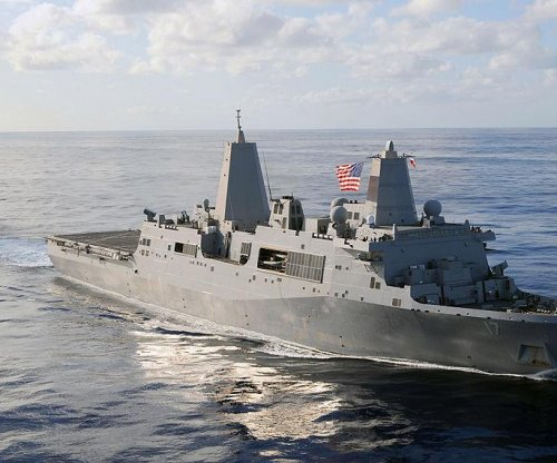 Work begins on amphibious transport ship Fort Lauderdale