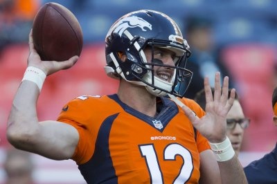 Elway on QB Lynch: 'We are not kicking him to the curb'