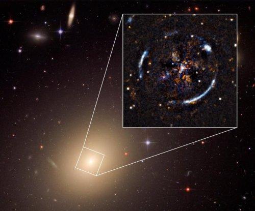 Precise gravitation lens test confirms general relativity