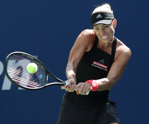 Australian Open: No. 2 Kerber upset; Nadal advances to quarters
