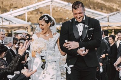 Tim Tebow marries model Demi-Leigh Nel-Peters in South Africa
