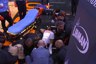 Magic's Devin Cannady suffers horrific ankle injury vs. Pacers