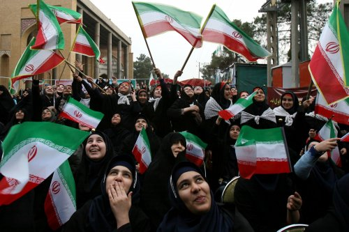 Poll will test Iran's public pulse
