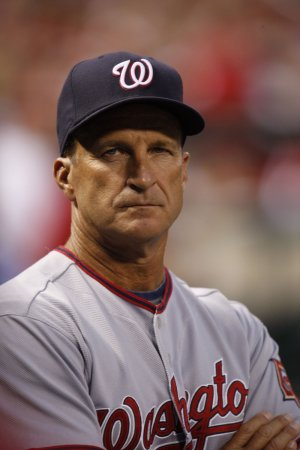 Report: Riggleman to manage Nationals
