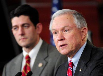 Sessions blasts Democrat budget plan