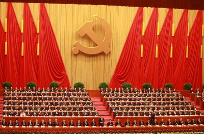 Communist Congress picking China's leaders