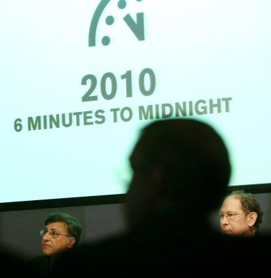 Martyl Langsdorf, artist who designed Doomsday Clock, dies
