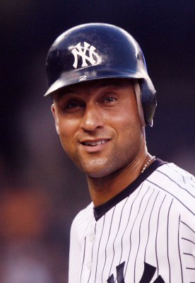 Derek Jeter out with foot injury