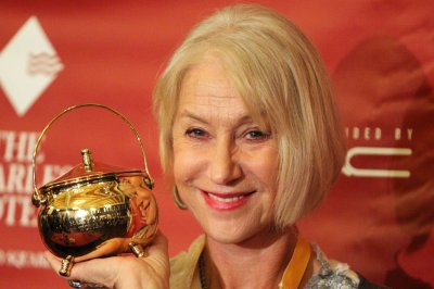 Helen Mirren named Woman of the Year by Hasty Pudding Theatricals