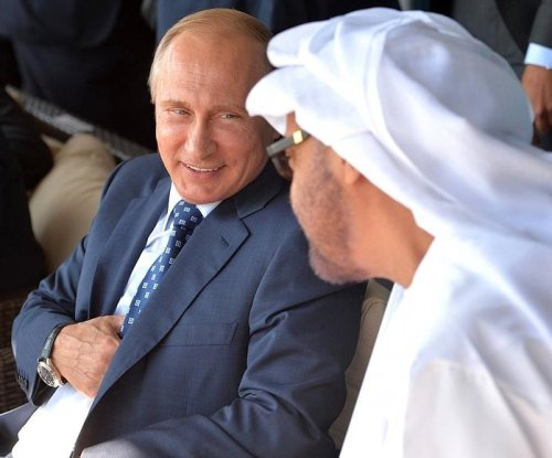 Putin hosts Middle East leaders at MAKS 2015 air show near Moscow